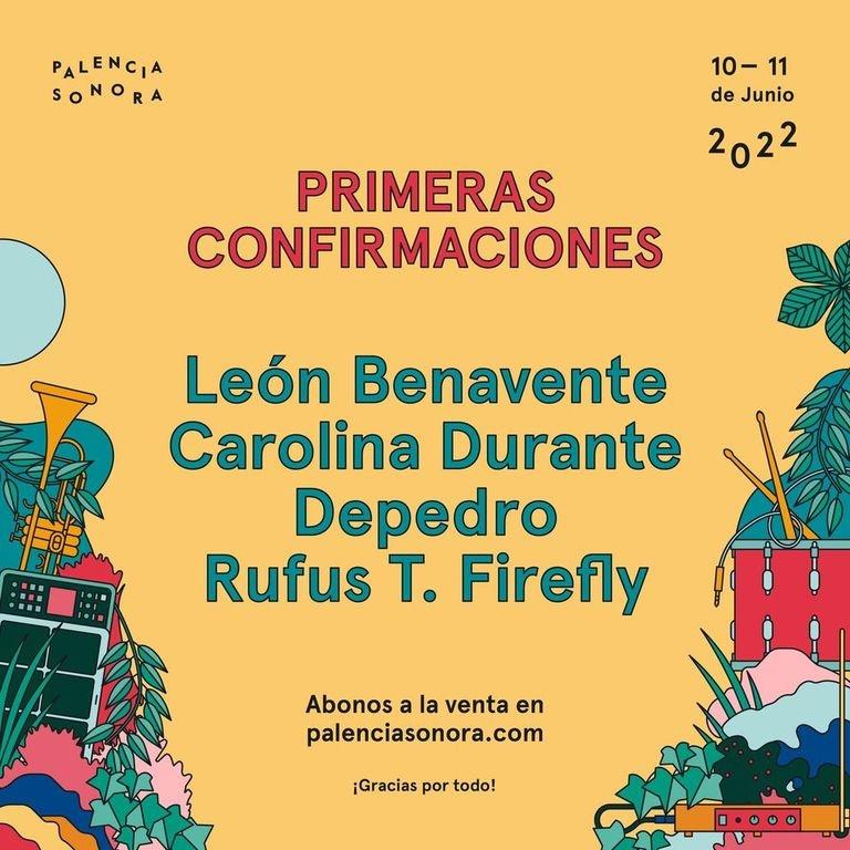 Palencia Sonora 2022