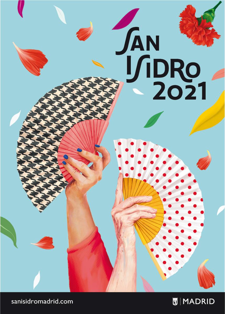 San Isidro 2021 - Programa de Fiestas 2021