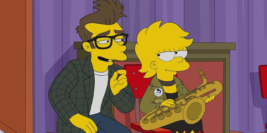 Los Simpson - Morrissey