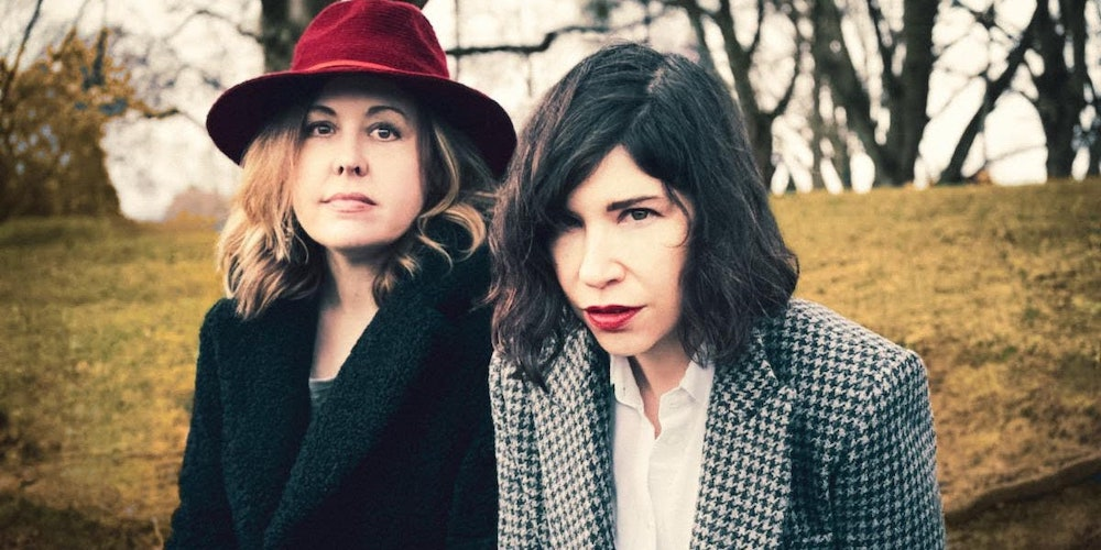 Sleater-Kinney (2021) - Corin Tucker y Carrie Brownstein