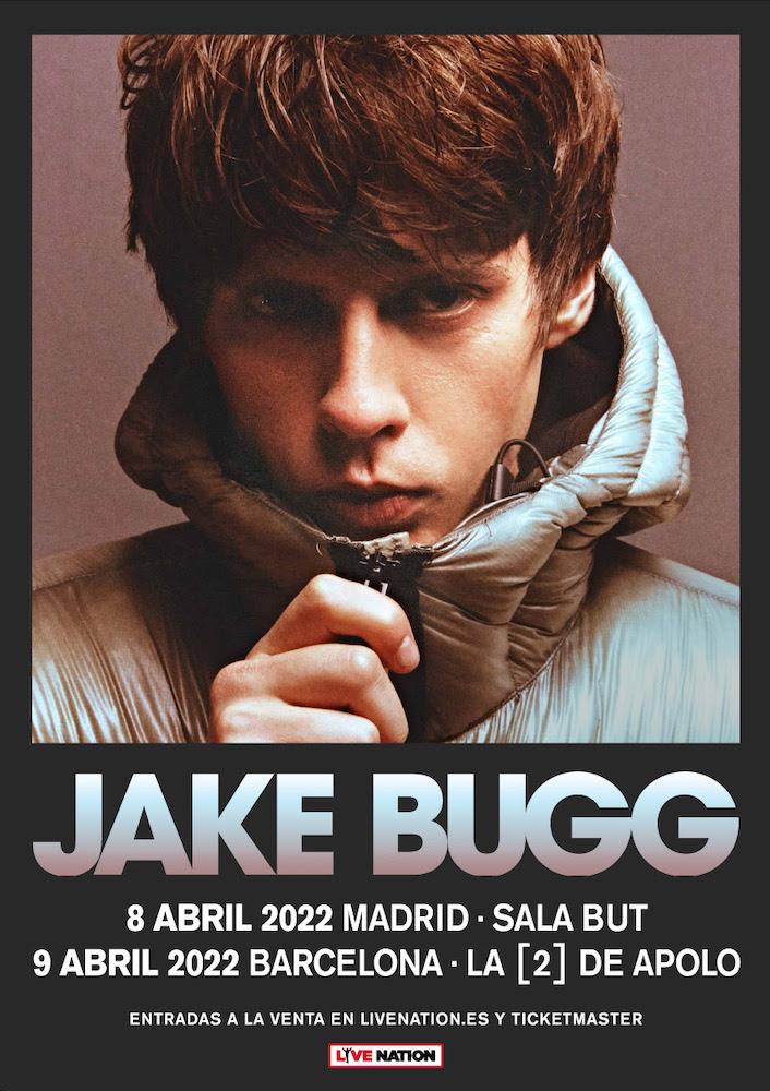 Conciertos de Jake Bugg en España 2022