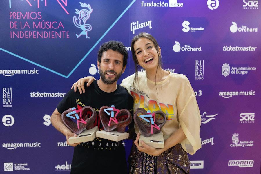 Premios MIN 2021: lista de ganadores