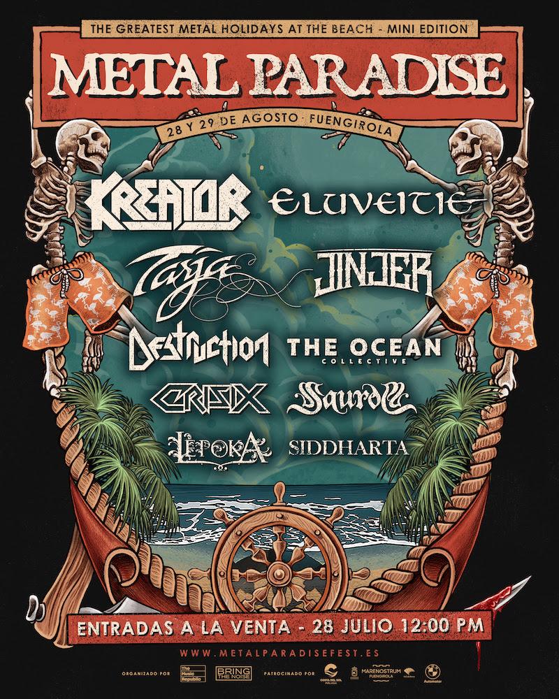 Metal Paradise 2021
