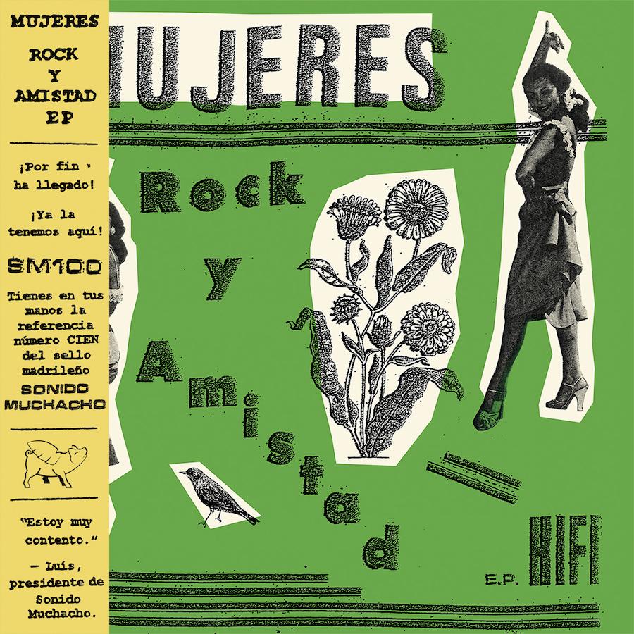 Mujeres - Rock y Amistad (2021)