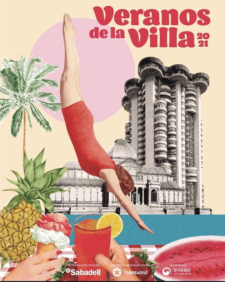 Conciertos de Veranos de la Villa 2021 en Madrid