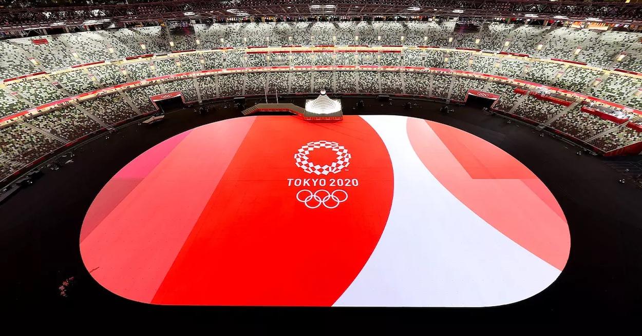Canciones de la ceremonia de apertura de los Juegos Olímpicos de Tokio 2020