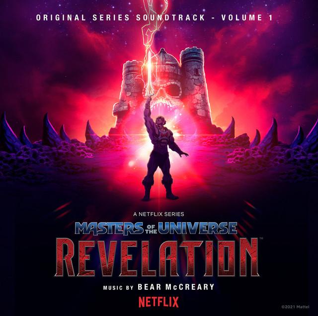 Banda Sonora de 'Masters del Universo: Revelación'