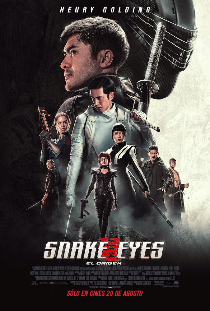 Banda Sonora de 'Snake Eyes: El Origen'