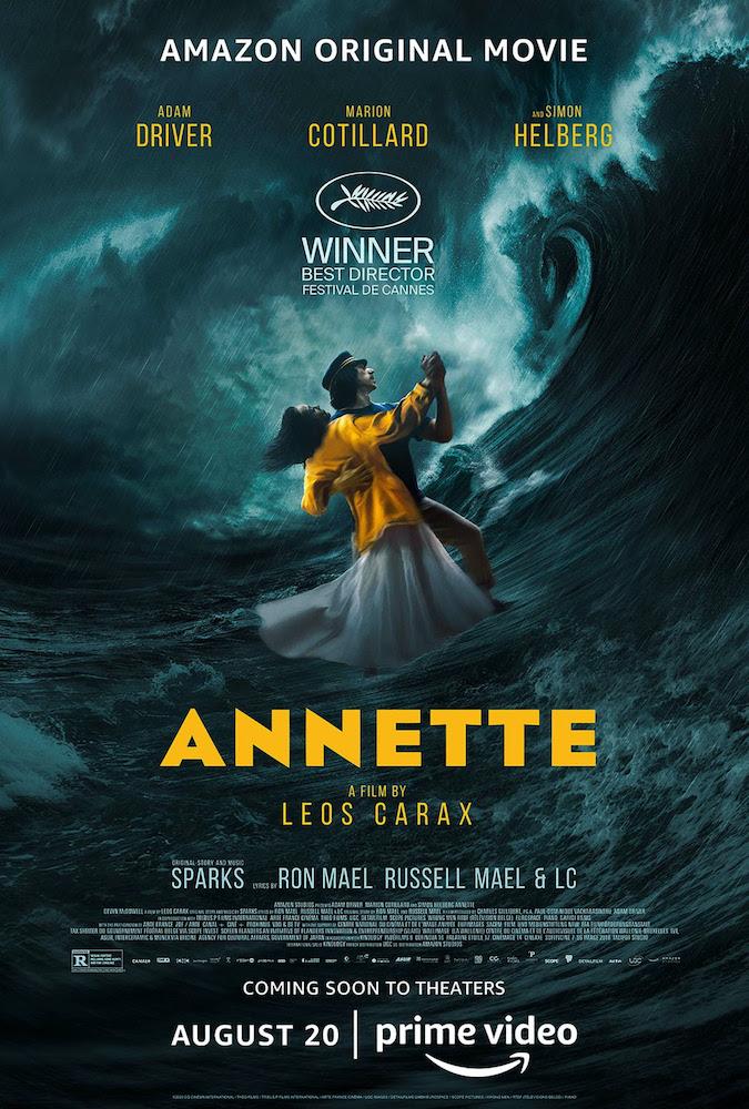 ANNETTE - Leos Carax