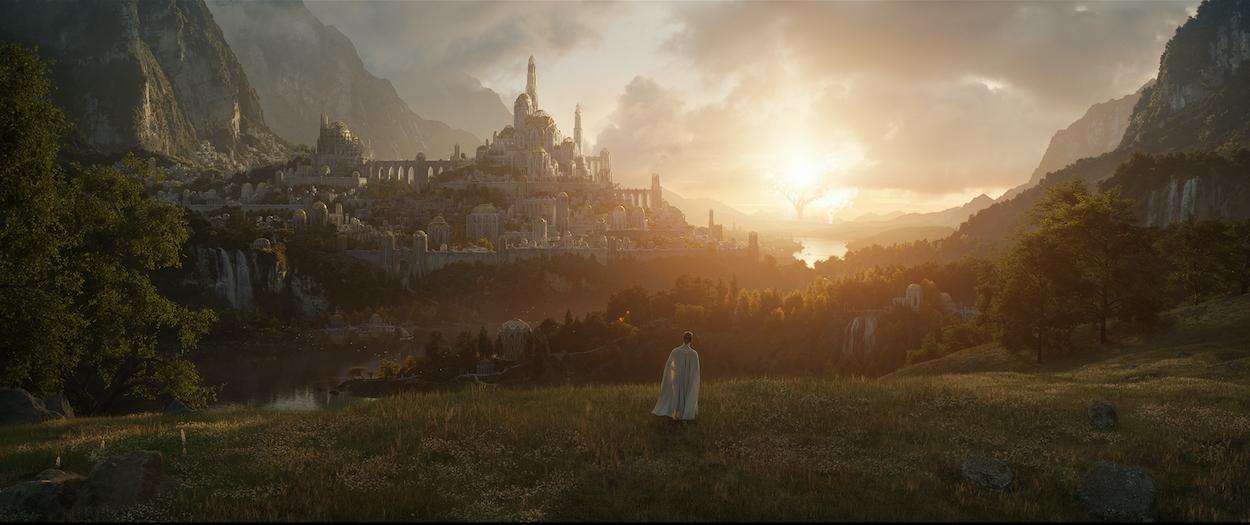 El Señor de los Anillos - Serie TV Amazon