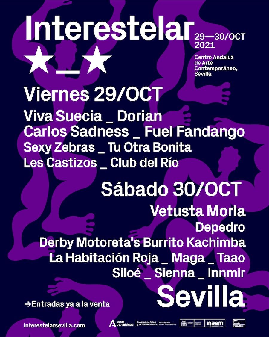 Interestelar Sevilla 2021