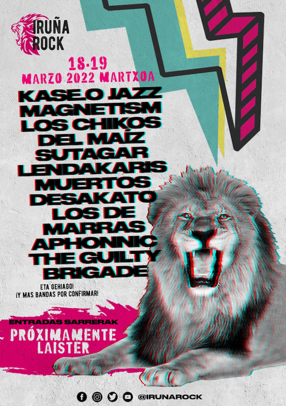 Iruña Rock Festival 2022