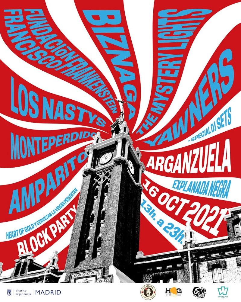 Block Party Arganzuela 2021