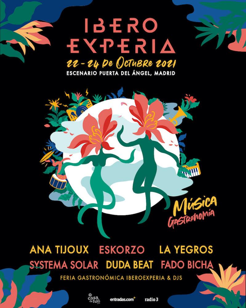 Madrid IBEROEXPERIA 2021