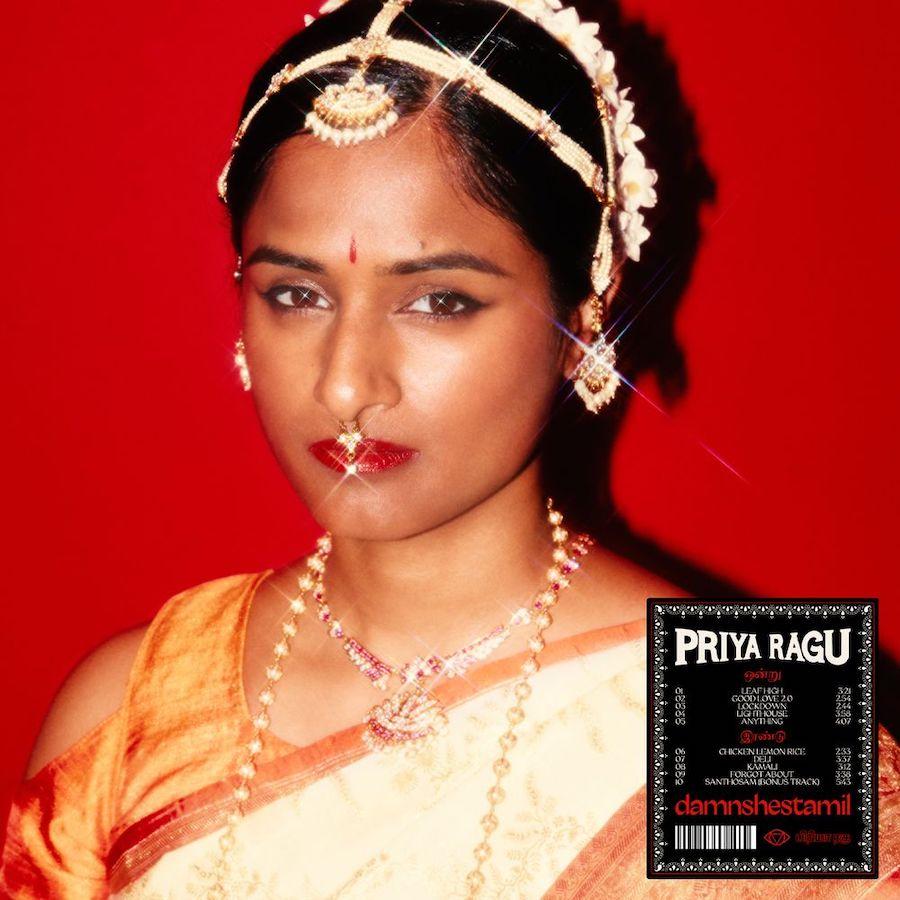 Priya Ragu - damnshestamil (2021)