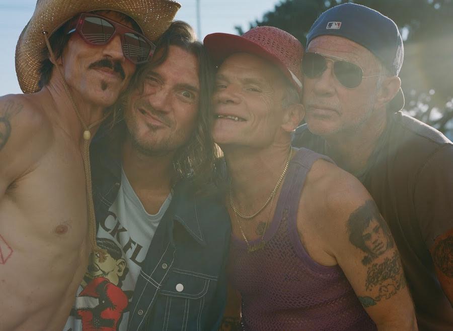 Conciertos de Red Hot Chili Peppers en España 2022