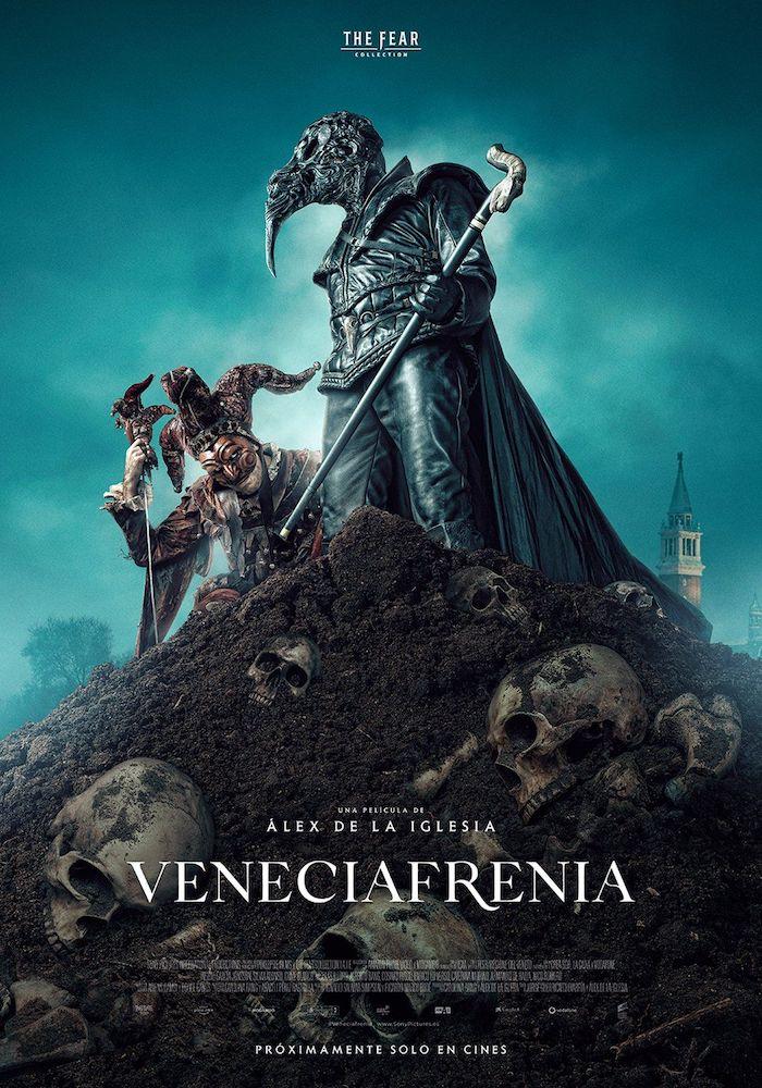 Veneciafrenia - Álex de la Iglesia