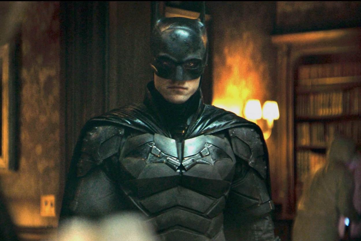 Batman - Robert Pattison