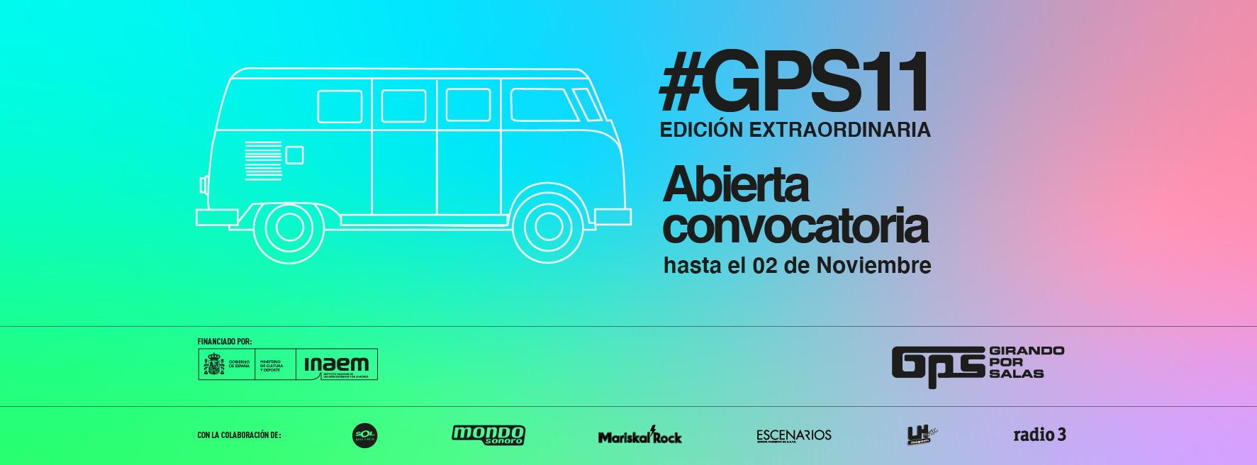 Girando Por Salas #GPS11 - 2022