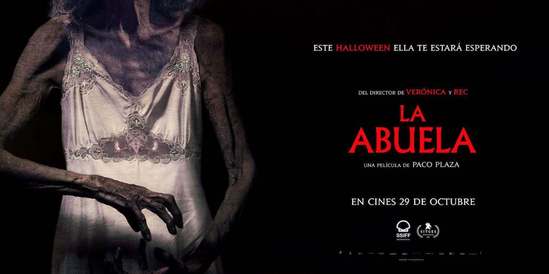 La abuela: película de Terror de Paco Plaza