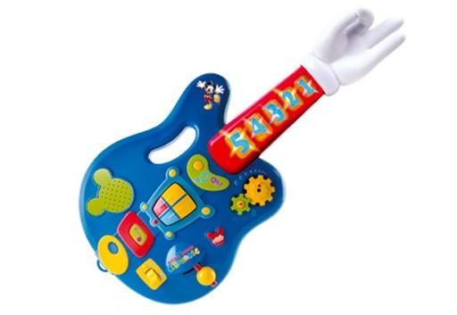 Mickey Mouse Club House Guitarra Electrónica