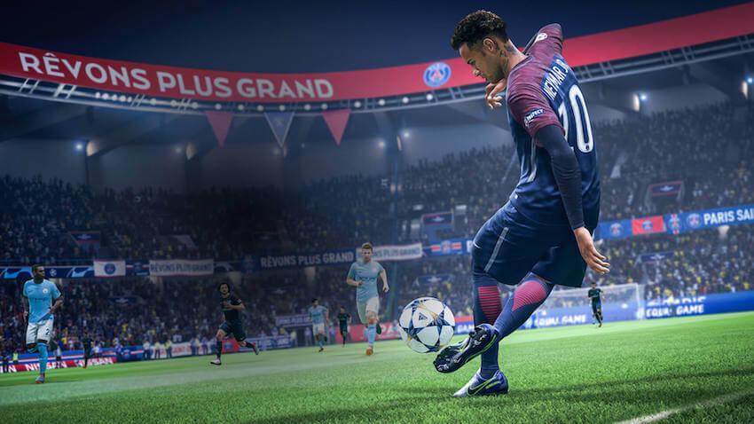 FIFA 19 - Banda sonora