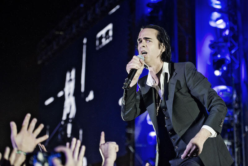 Nick Cave - Primavera Sound 2018