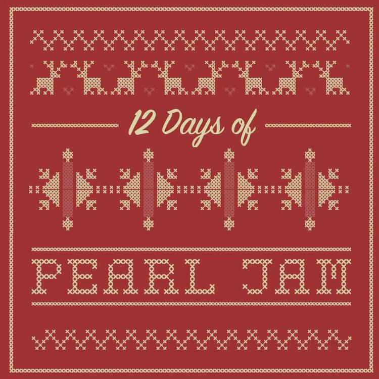 Pearl Jam - Single Navidad