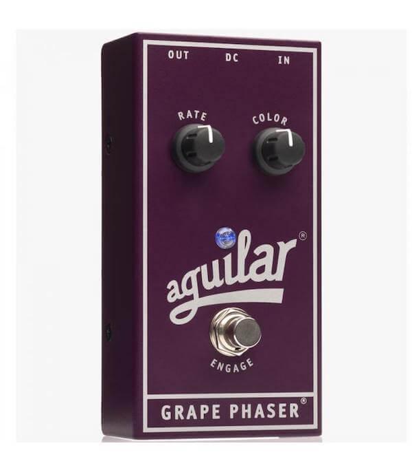 Aguilar Grape Phaser - Pedal de efectos para bajo