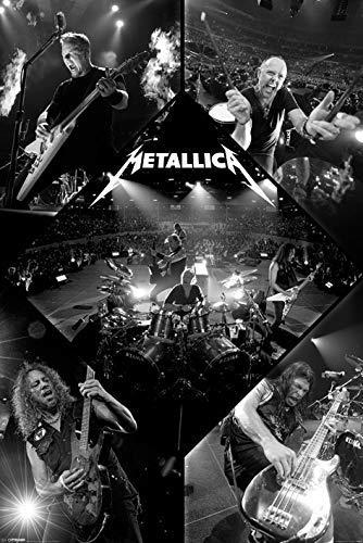 Póster de Metallica - Pyramid International